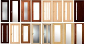 Межкомнатные двери, модель Treptrepiu