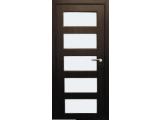 Межкомнатные двери, Неман, модель Марокко со стеклом.