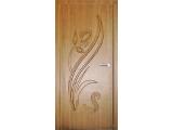 Межкомнатные двери, Неман, модель Тюльпан глухая.