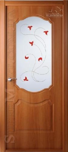 межкомнатные двери Перфекта BelWoodDoors (Белвуддорс) итальянский орех