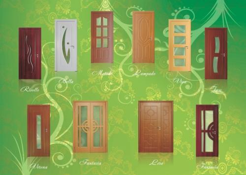 Межкомнатные двери производства Италии. Качество