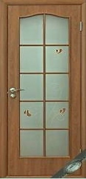 Межкомнатные двери ПВХ, Новый Стиль, коллекция Фортис Р, модель С Р1 с рисунком