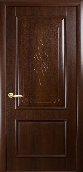 Межкомнатные двери ПВХ, Новый Стиль, коллекция Интера De Luxe, Вилла глухая