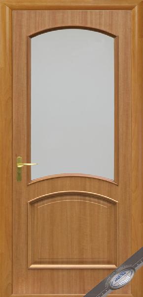 Межкомнатные двери ПВХ, Новый Стиль, коллекция Интера, Ave со стеклом