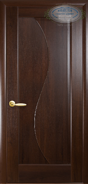 Межкомнатные двери ПВХ, Новый Стиль, коллекция Маэстро, Эскадо глухая