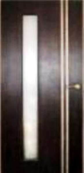 Межкомнатные двери, Неман, модель Вена со стеклом.
