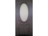 Межкомнатные двери, Неман, модель Зеркало со стеклом.