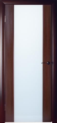Межкомнатные двери серии Глазго (венге, белый дуб) в Киеве