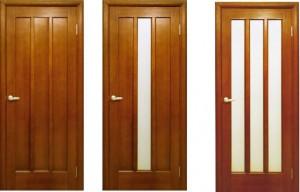 Межкомнатные двери,Трояна тонированый дуб