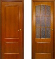 Межкомнатные двери,Верона тонированый дуб