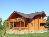 Фото 1 Деревянные дома для проживания, загородные коттеджи, беседки 338731
