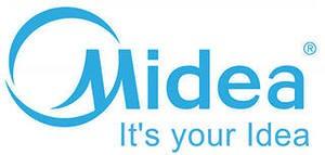MIDEA MCA-12HRDN1comp. , R410 /DC Inverter/