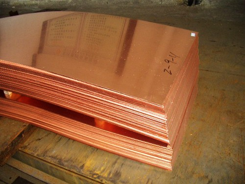 Мідний лист М1; М2 1х600х1500 мм холоднокатаний , гарячекатаний гост . Марка міді М1 , М2 , М3.