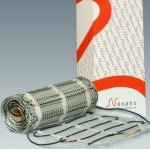 Millimat на основе двужильного екранированого кабеля в тефлоновой изоляции и алюминиевой защитной оболочке. 5,0 м. кв.