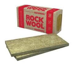Мінеральна вата для фасаду Rockwool .
