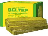Фото   Минеральная ( базальтовая, каменная, вата) утеплитель Белтеп Фасад 12 (плотность 135кг/м3) 100 мм 1814551