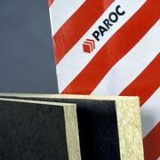 Минеральная вата PAROC WAS 25 tb со стеклохолстом 30мм (7,2м2)