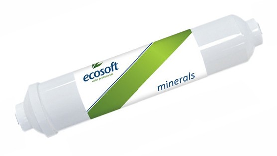 Минерализатор для систем обратного осмоса Экософт