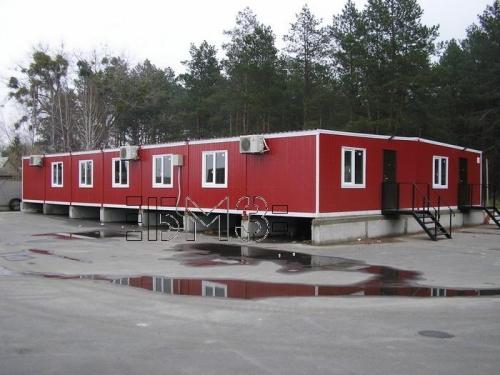 Мини-офис, административно-бытовой комплекс