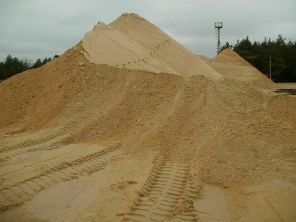 Фото  1 Мытый песок крупный напрямую с карьеров от 35 тонн 2099693