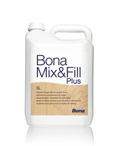 Фото  1 Водная шпаклевка для паркета Bona Mix & Fill plus Бона Микс Филл Плюс 628469