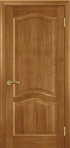 Міжкімнатні двері деревяні шпоновані. Модеь 3 темний дуб, глуха, під скло. Коробка, налічніки.