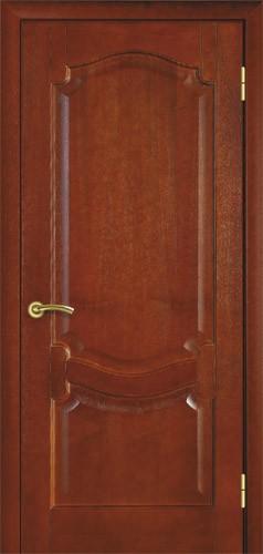Міжкімнатні двері деревяні. Модель 9, горіх міланський. Полотно 60. ..90см, висота 2м. Термін виготовлення 14днів