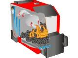 Котел твердотопливный Ermach MN 35kW длительного горения! На любое топливо!Бесплатная доставка