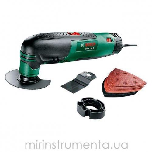 Многофункциональный инструмент Bosch PMF 190 (0603100520)