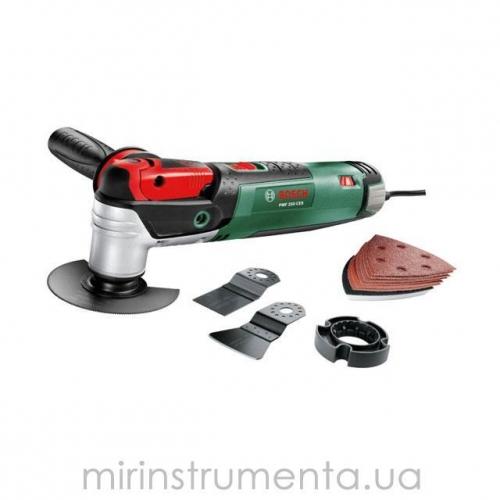 Многофункциональный инструмент Bosch PMF 250 CES (0603100620)
