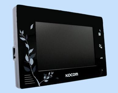 Многофункциональный цветной видеодомофон Kocom KCV-A374SD