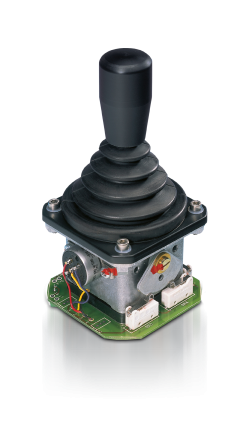 Многоосевой командоконтроллер (джойстик) V10 W. GESSMANN GMBH (Гессманн)