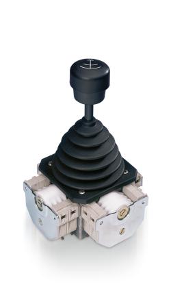 Многоосевой командоконтроллер (джойстик) V11 W. GESSMANN GMBH (Гессманн)