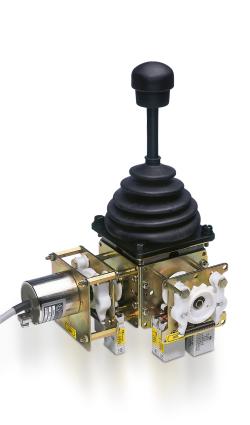Многоосевой командоконтроллер (джойстик) VA6 Ex W. GESSMANN GMBH (Гессманн)