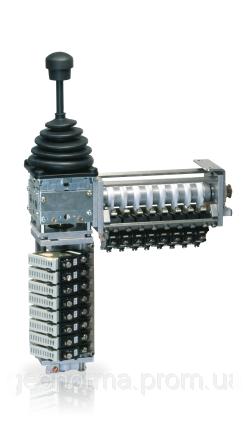Многоосевой командоконтроллер (джойстик) VVC6 W. GESMANN GMBH (Гессманн)