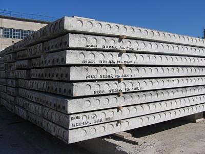 Многопустотные плиты перекрытия ПК 15-15-8