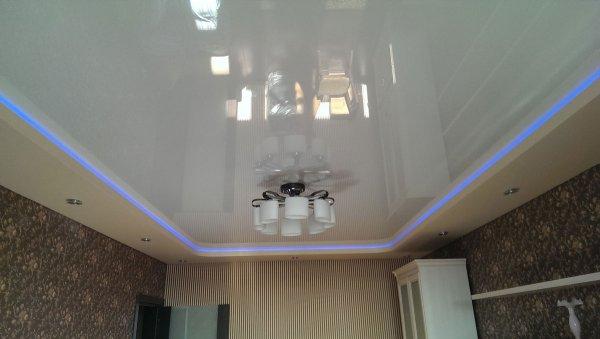 Фото 3 Натяжные потолки от студии интерьерных решений Adele 335968