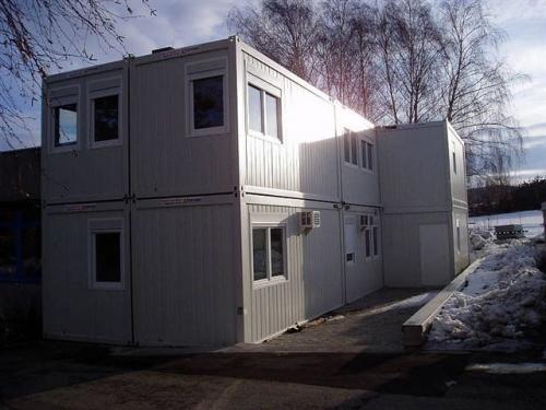 Мобильное модульное здание (офис бытовые помещения) 100 м. кв