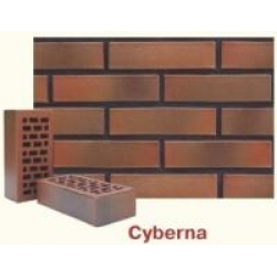 Модель:Cyberna Производитель:Wiener berger Формат: 250х120х65 Вес: 3.2 кг. На м2: 48 шт. Количество в палете: 416 шт