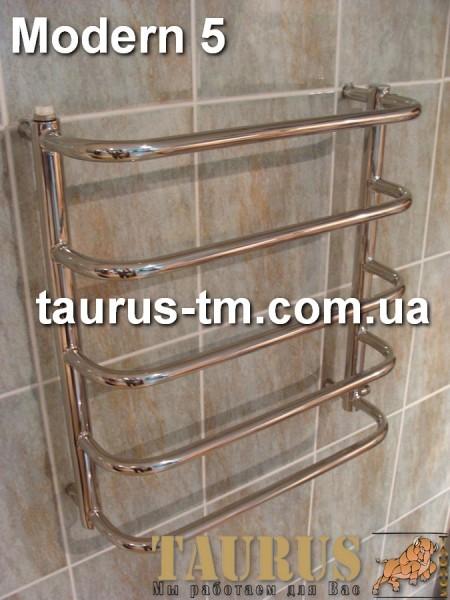 Modern 5 /500- полотенцесушитель для ванной комнаты. Гарантия до 5 лет. Доставка по Украине.