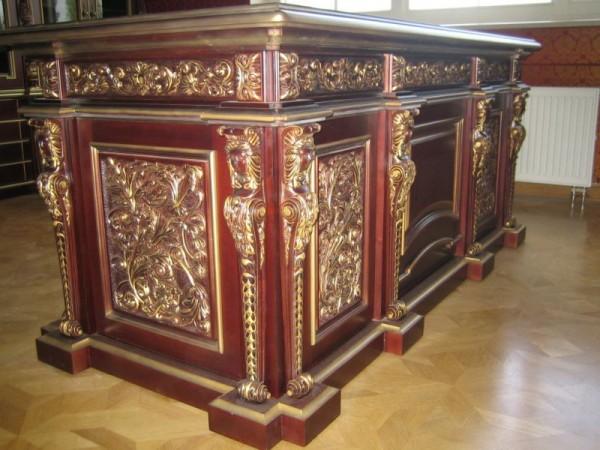 Модернизация старой мебели