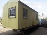 Металлические домики и бытовки (производим сами), от 21 600 грн/домик