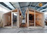 Фото 1 Модульный дом из двух блок-модулей 335087
