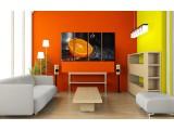 Модульная картина Апельсин в воде - 820,00 грн