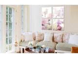 Модульная картина Нежные розы - 870,00 грн