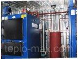 Фото  1 Модульная котельная на твердом топливе 200 кВт с котлами Идмар GK-1-100 1745527