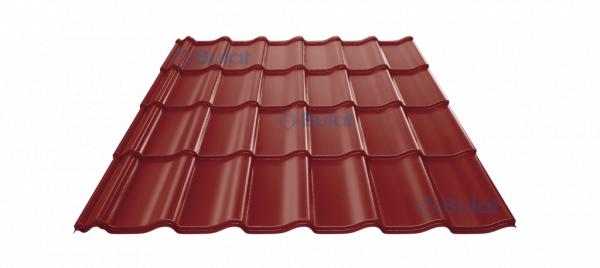 Модульная металлочерепица Bulat® W39-350