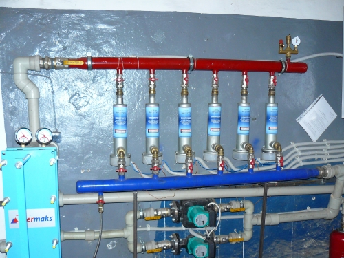 Модульная установка -100 кВт