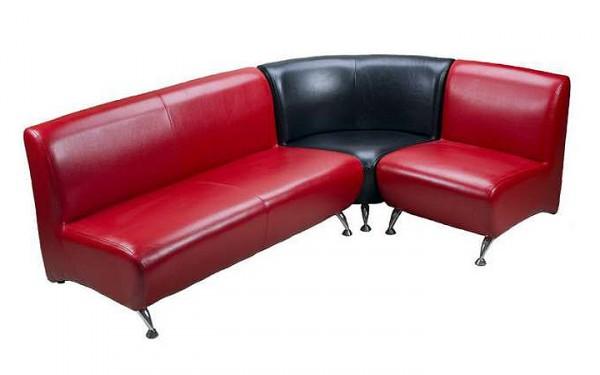 Модульный угловой диван для офиса Орион