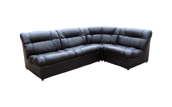 Модульный угловой диван Шарпей для офиса